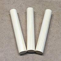 Палочки деревянные круглые 14мм*10см