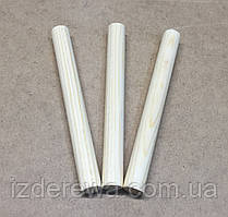 Палочки деревянные круглые 14мм*15см
