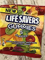 Фруктовые желейные конфеты Life Savers