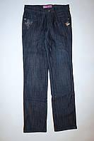 Детские зимние джинсы для девочки , фото 1