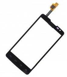 Сенсор (тачскрін) для LG X135 L60i Dual, X145 L60 Dual чорний, фото 2