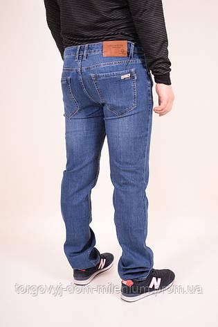 Джинсы мужские стрейчевые  Li Feng Jeans 7530 Размер:29,30, фото 2