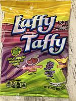 Жевательные конфеты Laffy Taffy Яблоко, клубника, виноград, банан, фото 1