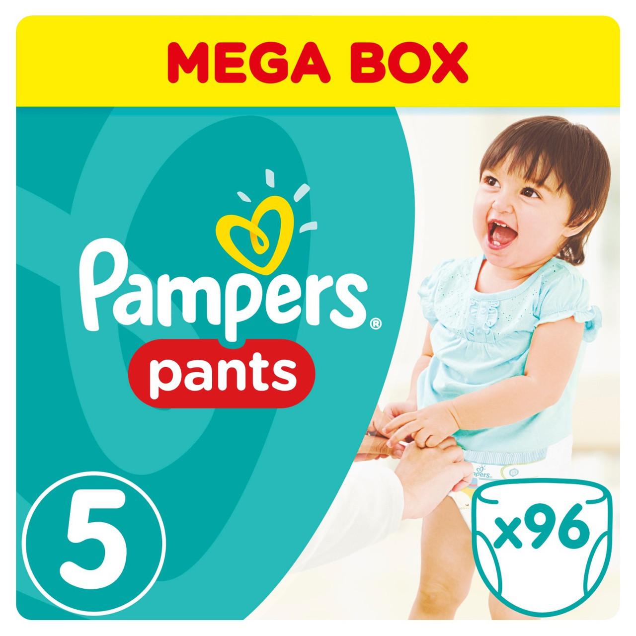 9bdbcc9f8cbc Pampers. Трусики Pampers Pants Box Размер 5 (Junior) 12-18 кг, 96 шт ...