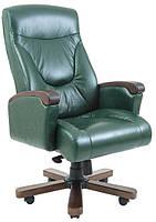 Кресло руководителя Босс кожаное
