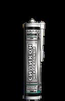 Силиконовый герметик нейтральный белый Монтажник 280мл