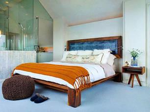 Кровати деревянные, спальное место 1,2м