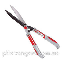 Ножницы для стрижки кустарников 584 мм с волнистыми лезвиями INTERTOOL FT-1102