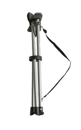 Стул туристический раскладной на три ножки ВС015F, фото 2