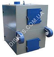 Твердотопливный Котел «APSS» от 15 до 100 кВт.