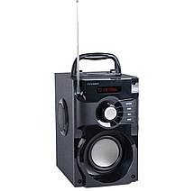 Беспроводная колонка Overmax SOUNBEAT 2.0 Bluetooth, FM, MP3, USB + microSD-ридер, портативный колонка, фото 3