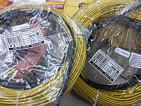 Нагревательный кабель (электрические теплые полы). Регулятор в подарок (9.2 м.кв.)