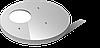 Плита перекрытия колодца 1-ПП 15-2