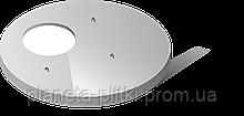 Плита перекриття колодязя 1-ПП 15-2