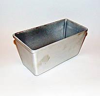 Форма для випічки хліба алюмінієва 0.8