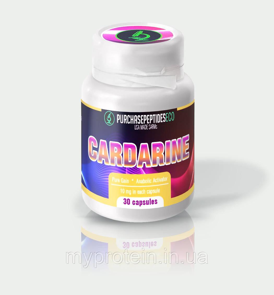 Кардарин Cardarine (30 capsules 10 mg) расщепление жиров