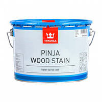 Tikkurila Pinja Wood Stain - Пинья Вуд Стейн Водоразбавляемая быстросохнующая пропитка 18л, База TCW