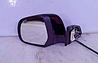 Зеркало заднего вида наружное левое с подогревом с камерой Nissan Leaf ZE0 / AZE0 (10-17) 96302-4NC0C