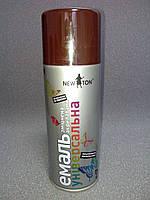 Краска коричневая (шоколад) RAL 8017 для подкраски профнастила и металлочерепицы RAL 8017