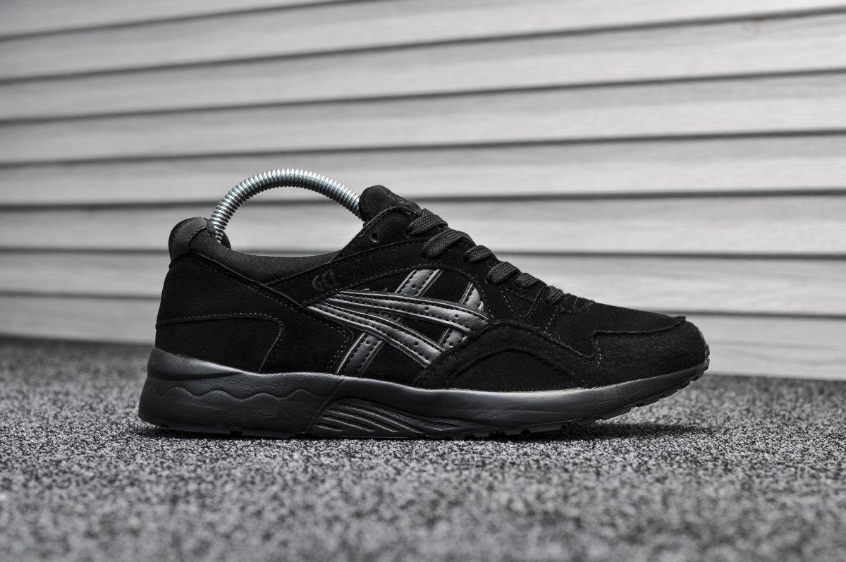 Мужские замшевые кроссовки Asics Gel Lyte III черные топ реплика -  Интернет-магазин обуви и 4ee20a8a59a53