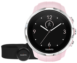 Смарт-годинник Suunto Spartan Sport Sakura HR (з нагрудним датчиком серцевого ритму)