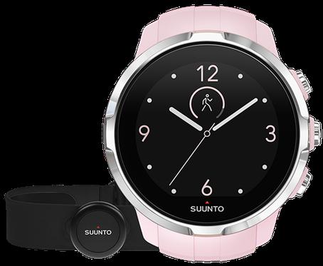 Смарт-годинник Suunto Spartan Sport Sakura HR (з нагрудним датчиком серцевого ритму), фото 2