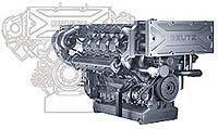 Ремонт двигателей DEUTZ 1015-2015