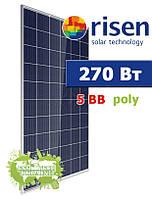 Risen RSM60-6-270P 5BB солнечная панель батарея поликристаллическая