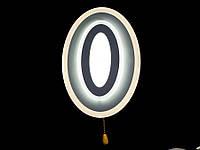 Светодиодный светильник настенно-потолочный 18W