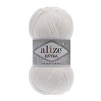 Alize Extra - 55 белый