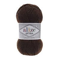 Alize Extra - 26 коричневый