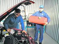 Профессиональная установка газобалонного оборудования 2-го поколения
