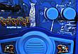 Детская электронная гитара Rock'n'Roll + усилитель + микрофон, фото 5