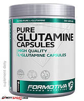 Глютамин в капсулах, Pure Glutamin Formotiva,  300 капс.