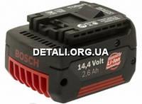 Аккумулятор BOSCH БАТ 18V 2.6Ah для GSR 18 V (2607336092)