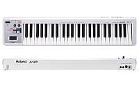 MIDI клавиатура ROLAND A-49-WH