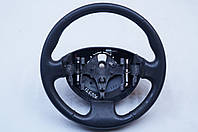 Руль (черный) б/у Renault Scenic 2 484005500R, 8200276082