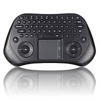 Беспроводная клавиатура Air Mouse пульт дистанционного управления сенсорная панель для Windows для android для Linux для PS3
