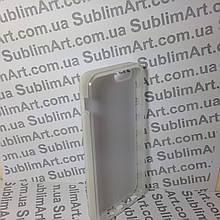 Чехол для 2D сублимации резиновый (TPU) Iphone 5/5S прозрачный