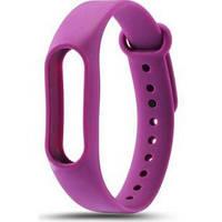 Ремешок для Фитнес-трекера Xiaomi Mi Band 2 (OLED) Purple