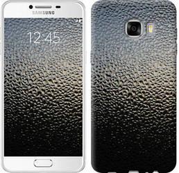 "Чехол на Samsung Galaxy C7 C7000 Мокрое стекло ""245c-302-328"""