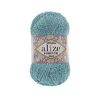 Alize Forever Sim - 376 светло бирюзовый