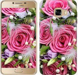 """Чехол на Samsung Galaxy C5 C5000 Нежность """"2916c-301-328"""""""