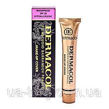 Тональний крем Dermacol Make-Up Cover 210, 211 ,212 ( тільки палітрою )