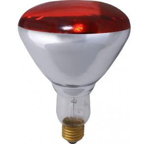 Лампа інфрачервона 175 W Е27 R123 (по 15 шт в решітці)