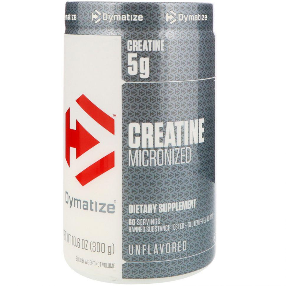 Креатин Creatine Dymatize Nutrition