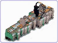 Z серия - клеммы с технологией пружинного соединения