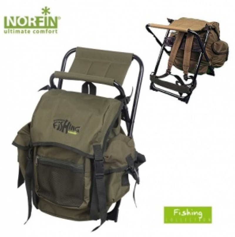 6735ff020417 Стул-рюкзак Norfin DUDLEY: продажа, цена в Киеве. стулья ...