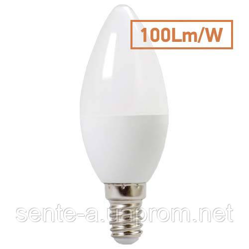 Светодиодная лампа Feron LB-197 CF37 7W E27 4000K
