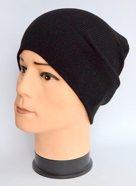 Модная шапка для подростка девушки